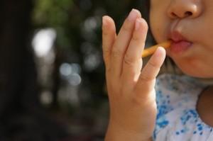 子供歯ぎしり 歯が欠ける