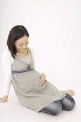 麦茶 妊婦2