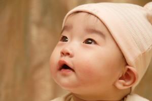 赤ちゃん首