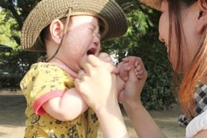 1歳 癇癪 奇声2